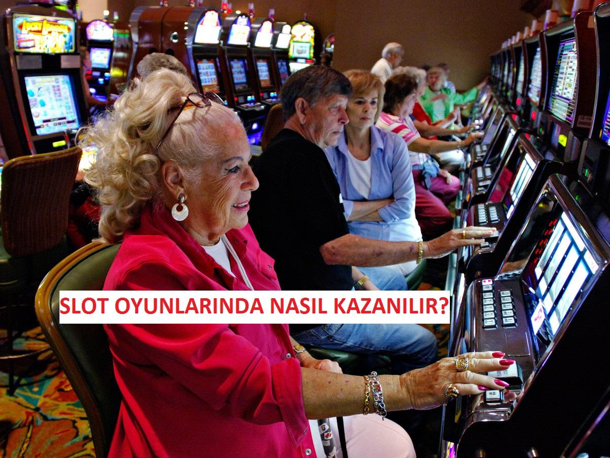 slot oyunları, slot makineleri, slot makinelerinde nasıl kazanılır?, bedava casino oyunları